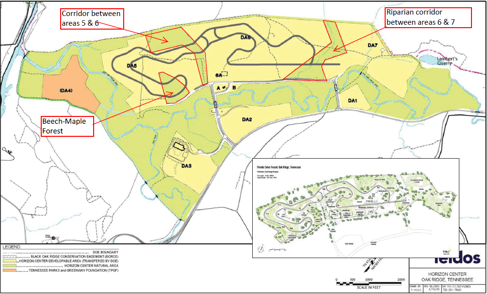 MOTORSPORTS PARK – City of Oak Ridge Officials need to hear your oppositions