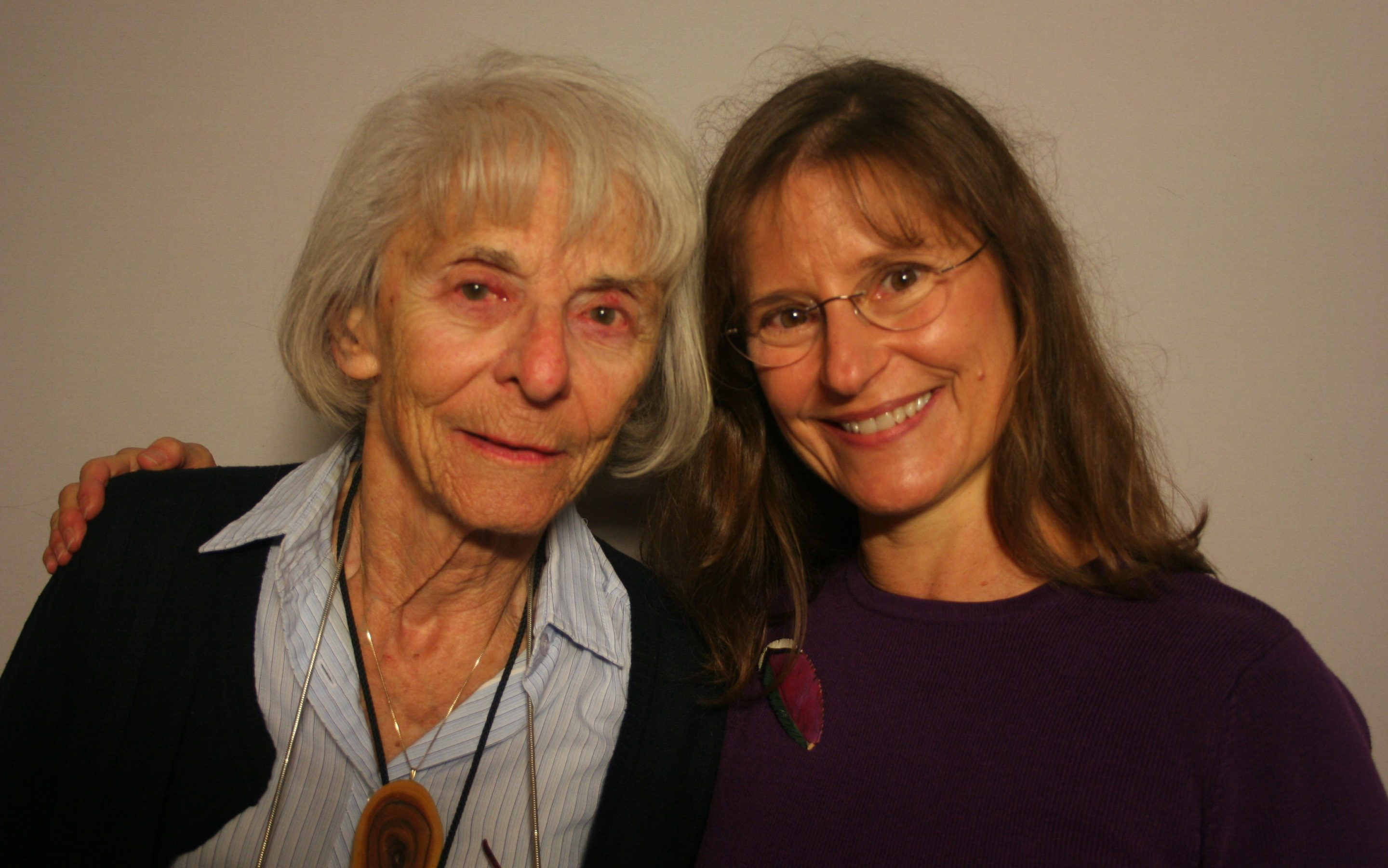 StoryCorps Interview of Liane Russell