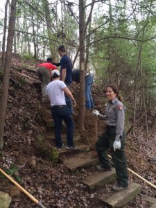 Alley Ford Cumberland Trail Workday – Saturday, February 16
