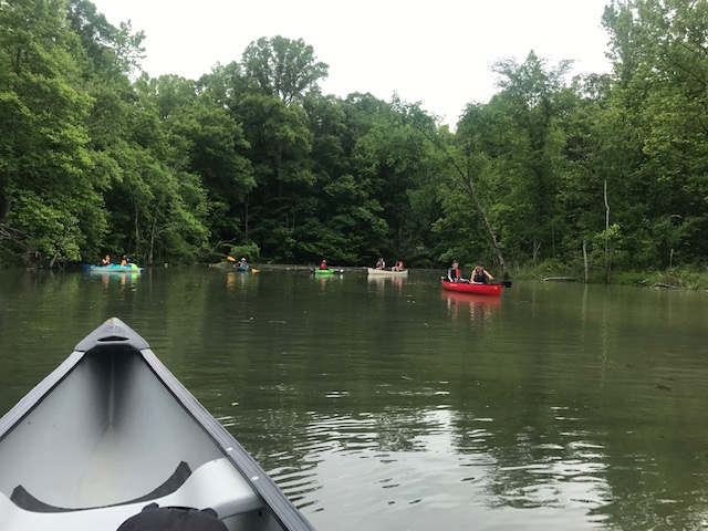 A Guide to the Haw Ridge Canoe Trail