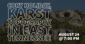Karst Landscapes of East Tennessee: Linking Water, Woods, and Wildlife